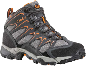 The Scapegoat is a lightweight, breathable boot for rugged terrain.