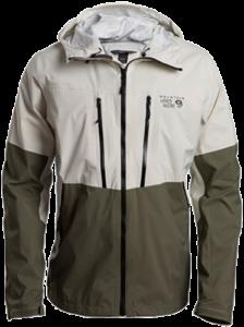 "The Thundershadow Jacket shrugs off rain and ""belongs in every thru-hiker's pack."""