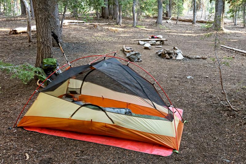 camp grouse