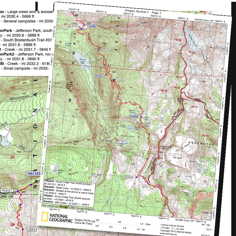 halfmile maps