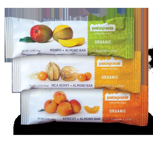 patagonia fruit+almond
