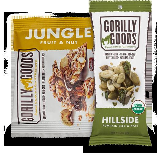 gorilly snacks